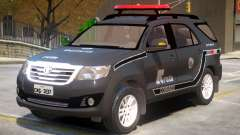 Toyota Hilux FIB