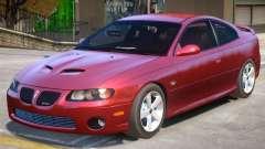 Pontiac GTO V2 para GTA 4