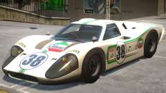 1967 Ford GT40 V1 PJ1 para GTA 4