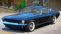 1967 Mustang Classic para GTA 4