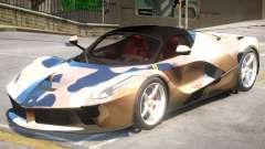 Ferrari LaFerrari V2 PJ para GTA 4