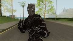 Black Panther (Marvel Dimension Of Heroes) para GTA San Andreas