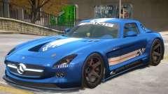 Mercedes Benz SLS V1.2 para GTA 4