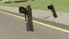 Hawk And Little Pistol GTA V (Green) V4 para GTA San Andreas