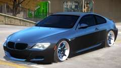 BMW M6 E63 V1 para GTA 4