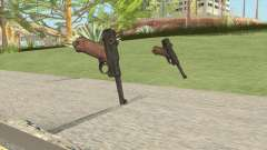Luger P08 (Day Of Infamy) para GTA San Andreas