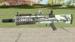Shotgun (Aquamarine)