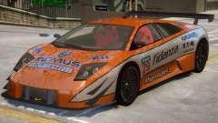 Lamborghini Murcielago GT para GTA 4