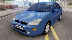 Ford Focus Sedan 1.6 Ambiente 1998