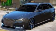 Audi RS4 V1.1 para GTA 4