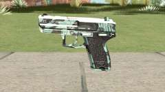Desert Eagle (Aquamarine)