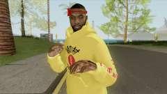 Tyler Skin para GTA San Andreas