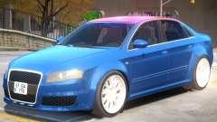 Audi RS4 V2 PJ2 para GTA 4