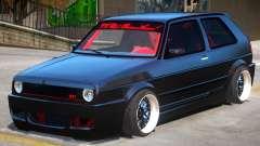 Volkswagen Golf W8 para GTA 4
