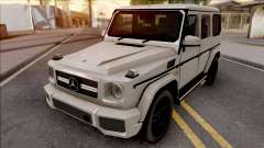 Mercedes-Benz G65 AMG Low Poly