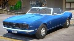 1968 Chevrolet Camaro R1