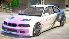 BMW M3 GTR PJ3