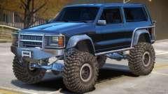 Jeep Cherokee Custom para GTA 4