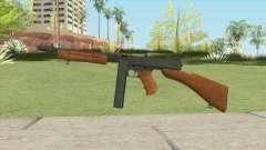 Thompson M1928 (Day Of Infamy) para GTA San Andreas