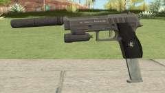 Hawk And Little Pistol GTA V (Platinum) V3 para GTA San Andreas