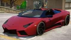Lamborghini Gallardo Rodster V1.1 para GTA 4