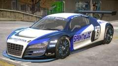 Audi R8 GT-S V1 PJ2 para GTA 4