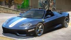 Ferrari 360 V1.2 para GTA 4