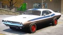 Dodge Challenger V1 PJ3 para GTA 4