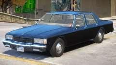 1989 Chevrolet Caprice V1