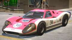 Ford GT40 PJ5 para GTA 4