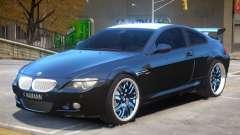 BMW M6 Hamann V1 para GTA 4