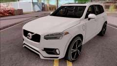 Volvo XC90 2017 Lowpoly