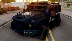 Lenco Bearcat G3 Policia Federal