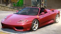 Ferrari 360 V1 para GTA 4