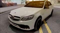 Mercedes-Benz E63 AMG W212 White para GTA San Andreas