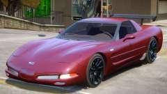 Chevrolet Corvette Z06 V1 para GTA 4