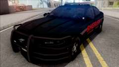 Dodge Charger LSSD Low Poly