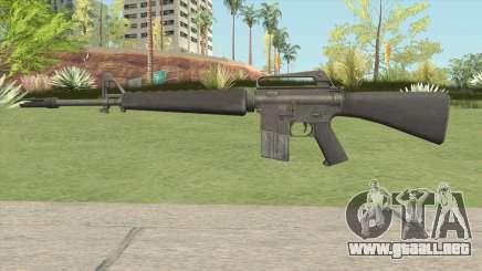 Assault Rifle (M16A1) para GTA San Andreas