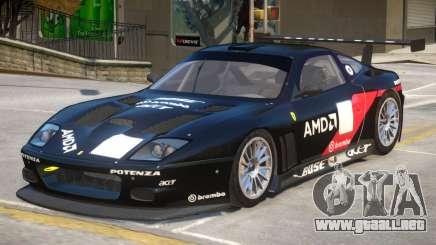 Ferrari 575 V1 para GTA 4