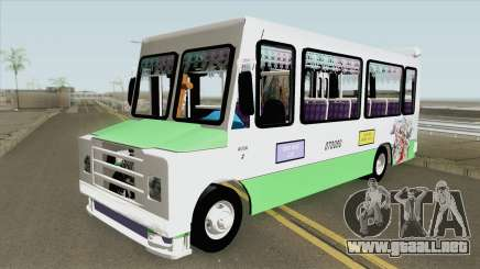 Dodge Drisa (Microbus) para GTA San Andreas