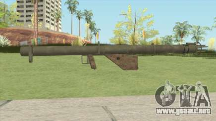 M1 Bazooka (Day Of Infamy) para GTA San Andreas