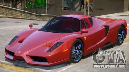 Ferrari Enzo V1.1 para GTA 4