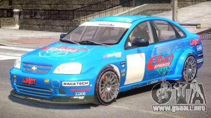 Chevrolet Lacetti V1 PJ10 para GTA 4