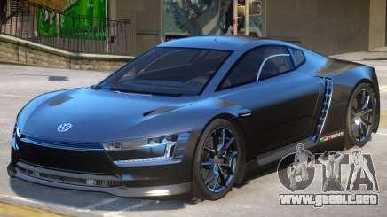Volkswagen XL Sport para GTA 4