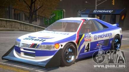 Peugeot 405 Turbo PJ1 para GTA 4