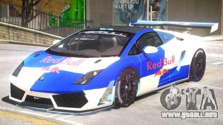 Lamborghini Gallardo GT3 PJ2 para GTA 4