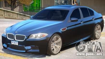 BMW M5 V2 para GTA 4