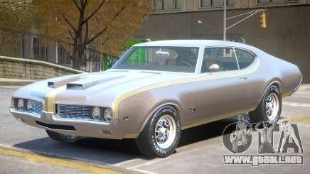 Oldsmobile Cutlass V1 para GTA 4