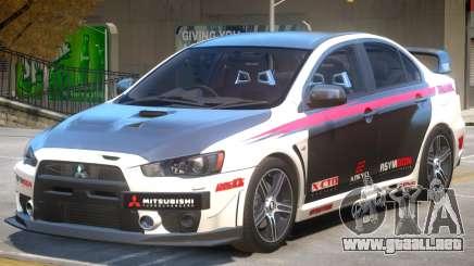 Mitsubishi Lancer PJ4 para GTA 4