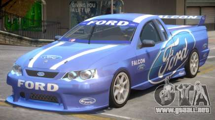 Ford Falcon Racing PJ1 para GTA 4